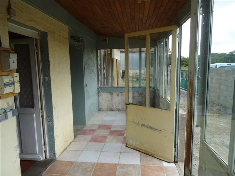 Vente maison / villa Cossaye 66000€ - Photo 7