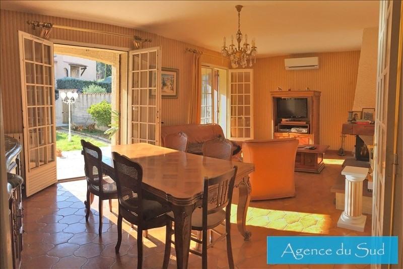 Vente maison / villa Carnoux en provence 425000€ - Photo 4