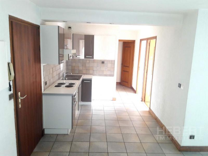 Vente appartement Sallanches 155000€ - Photo 1
