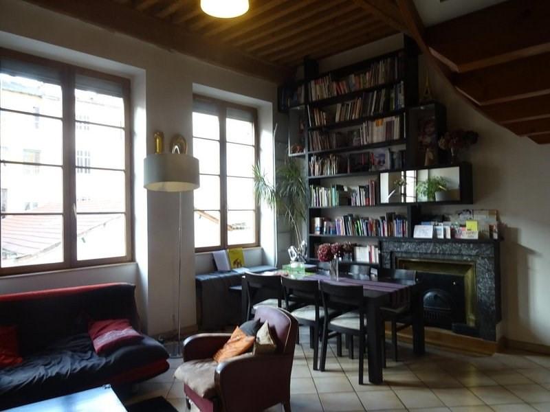 Revenda apartamento Lyon 4ème 418000€ - Fotografia 3