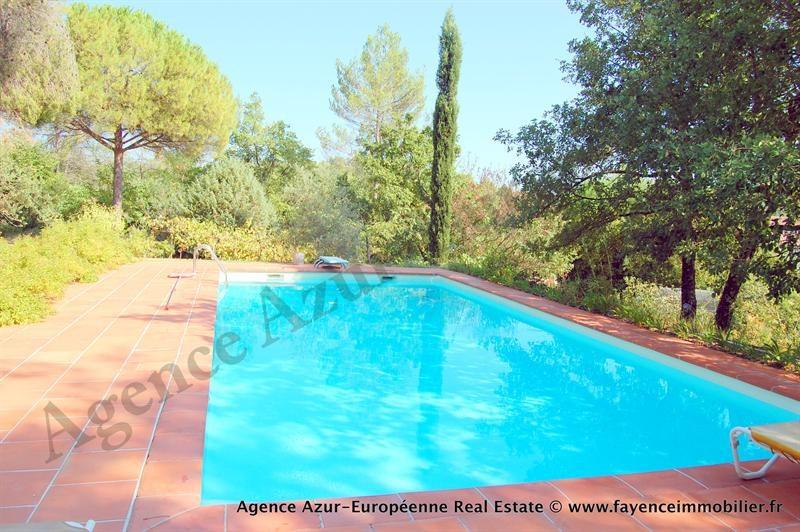 Deluxe sale house / villa Le canton de fayence 875000€ - Picture 4
