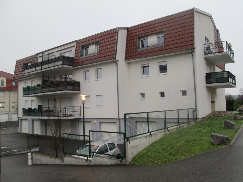 Sale apartment Holtzheim 195000€ - Picture 2