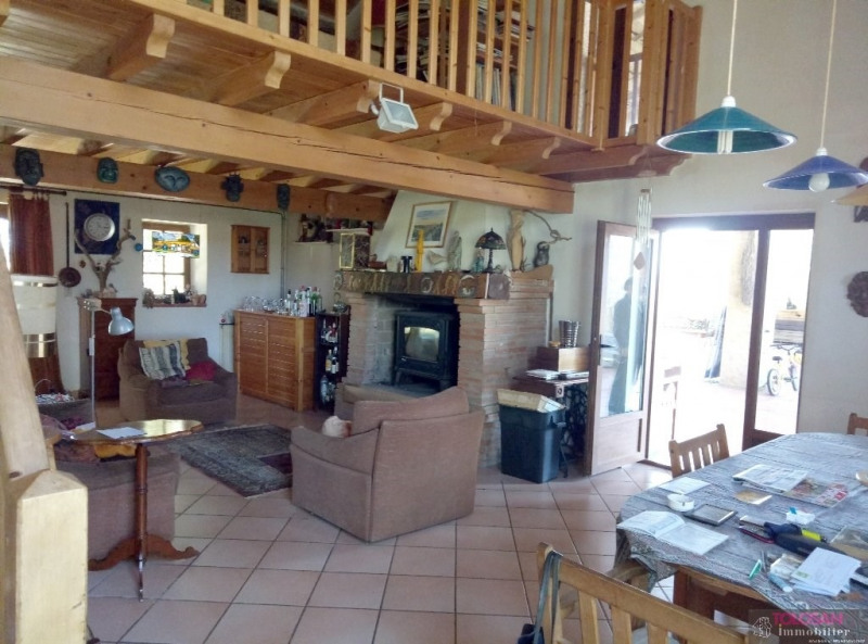 Sale house / villa Villefranche de lauragais 345000€ - Picture 7