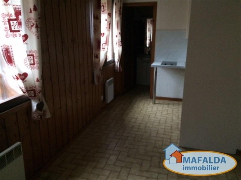 Vente appartement Mont saxonnex 36000€ - Photo 1