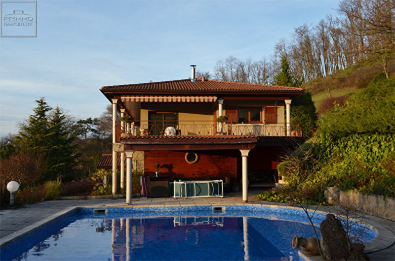 Deluxe sale house / villa Limonest 845000€ - Picture 8