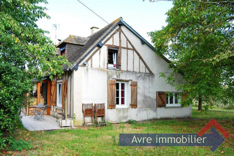 Sale house / villa Verneuil d avre et d iton 124000€ - Picture 2