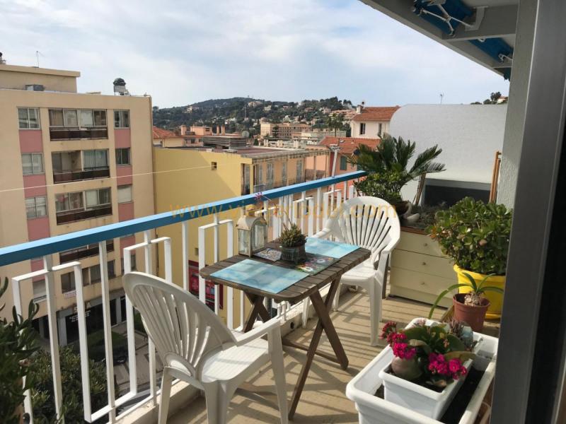 Viager appartement Beaulieu-sur-mer 57500€ - Photo 1