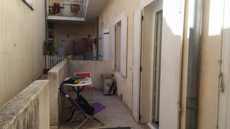 Rental apartment Nimes 520€ CC - Picture 1