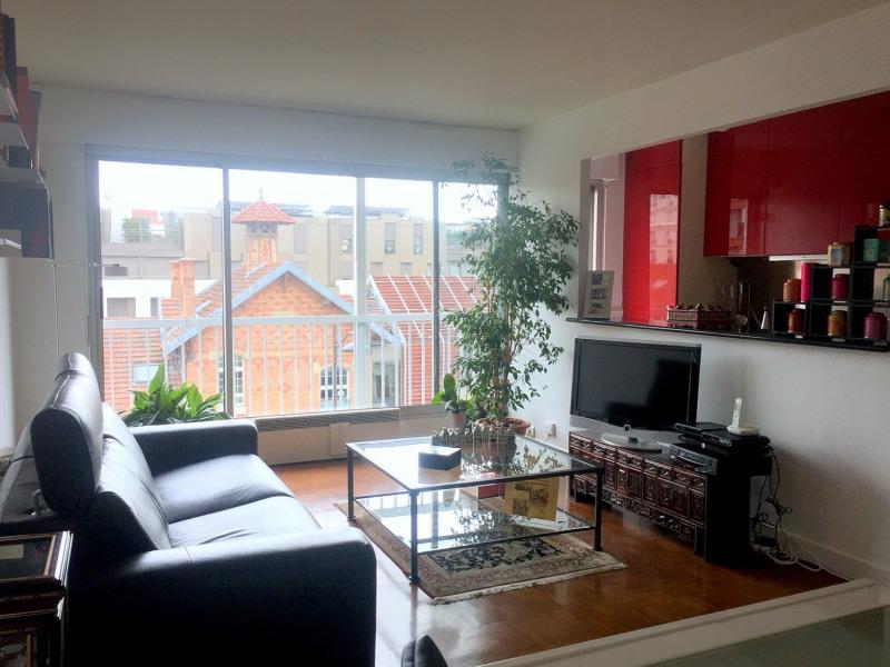 Vente appartement Paris 15ème 659000€ - Photo 1