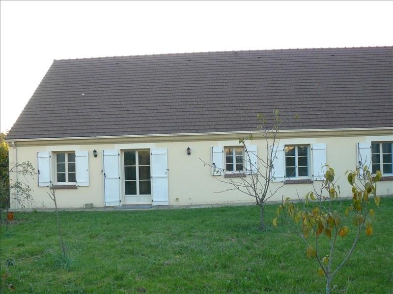 Vente maison / villa Ligny le chatel 140000€ - Photo 1