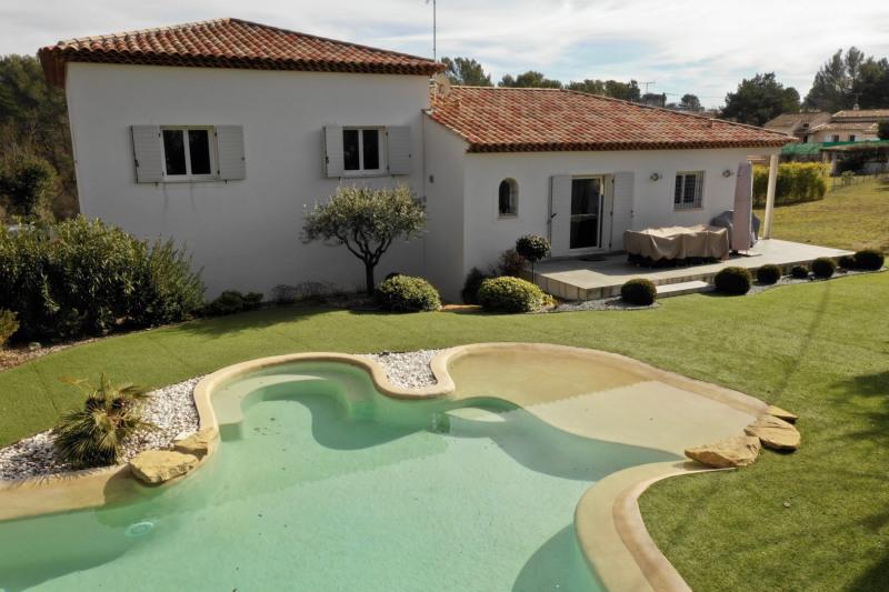 Vente de prestige maison / villa Gréasque 785000€ - Photo 1