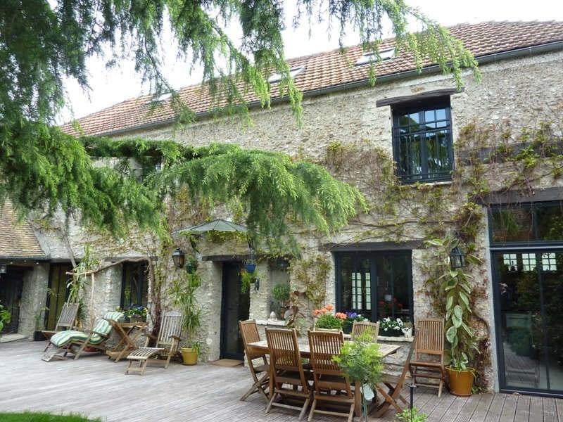 Vente de prestige maison / villa Montfort l amaury 598000€ - Photo 1