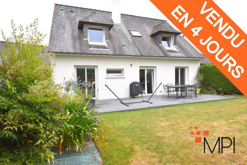 Vente maison / villa Vezin le coquet 327600€ - Photo 1