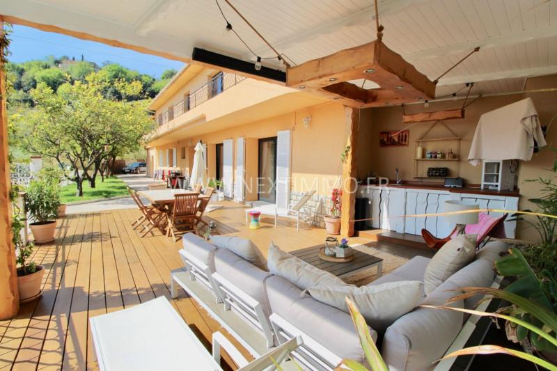 Revenda apartamento Menton 519000€ - Fotografia 1