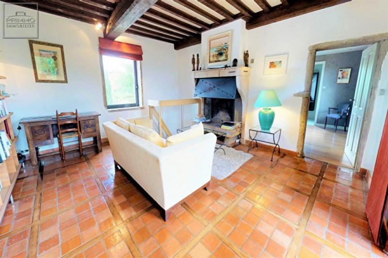 Deluxe sale house / villa Lissieu 799000€ - Picture 11