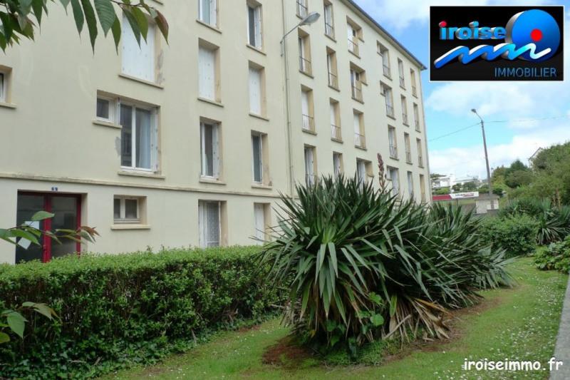 Sale apartment Brest 62270€ - Picture 1
