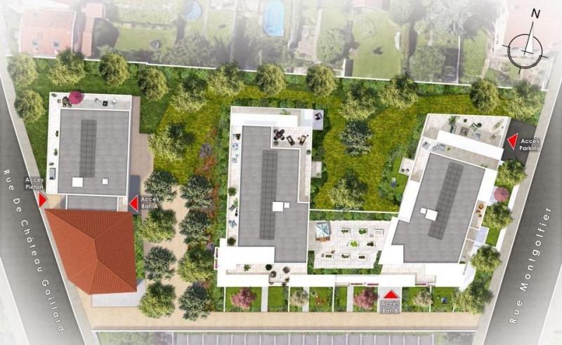 Sale apartment Villeurbanne 498000€ - Picture 4