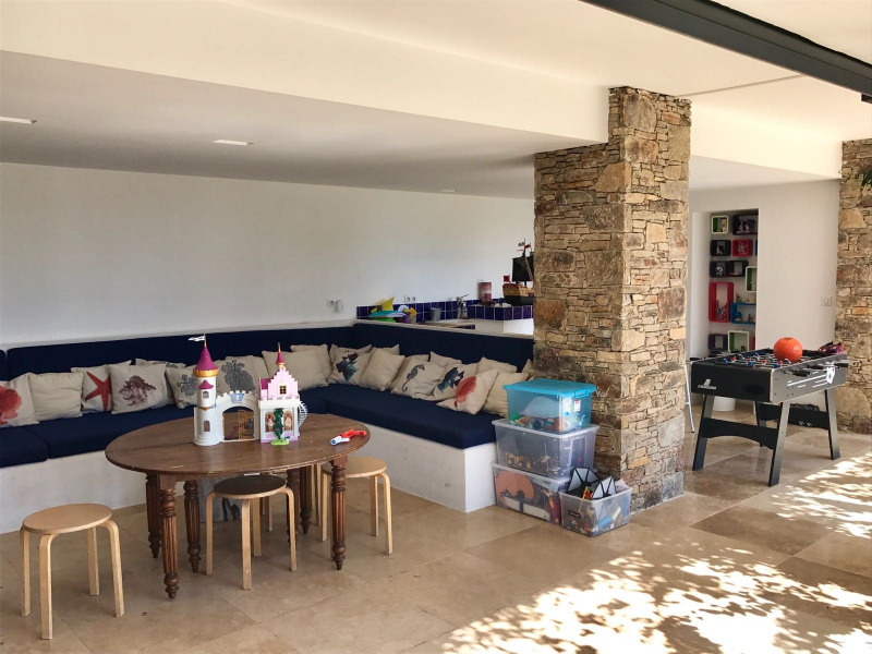 Location vacances maison / villa Le rayol 8 000€ - Photo 23