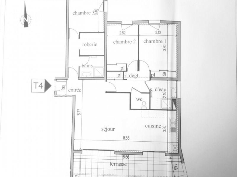Sale apartment Villeneuve les avignon 389000€ - Picture 1