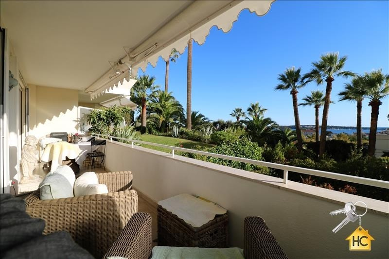 Vente de prestige appartement Cannes 595 000€ - Photo 2