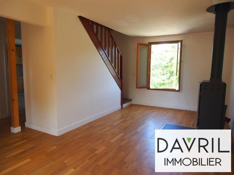 Vente appartement Maurecourt 169000€ - Photo 1