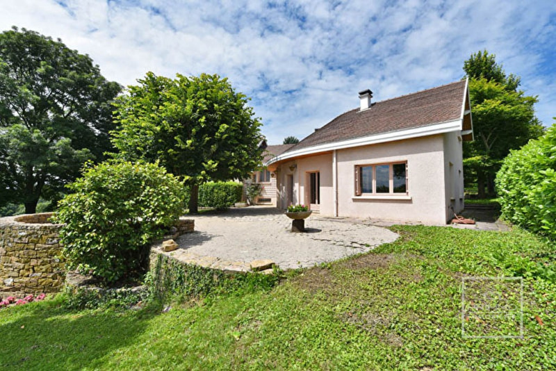 Vente de prestige maison / villa Saint didier au mont d'or 850000€ - Photo 4