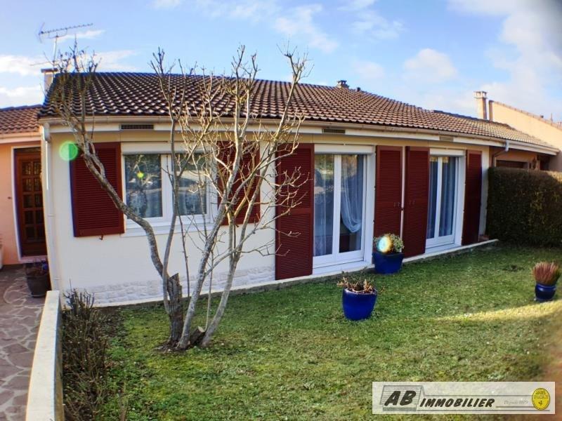 Vente maison / villa Mantes la ville 227000€ - Photo 1
