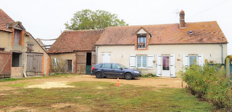 Sale house / villa Guilly 139000€ - Picture 1