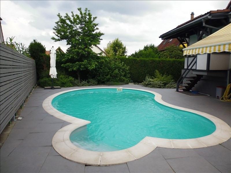 Vente maison / villa Ernolsheim bruche 420000€ - Photo 2