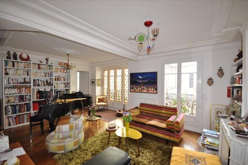 Rental apartment Paris 18ème 2750€ CC - Picture 2