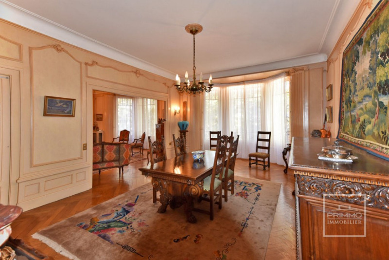 Vente de prestige appartement Lyon 6ème 1040000€ - Photo 4