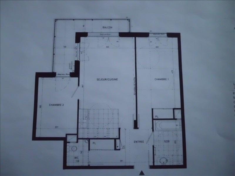Sale apartment Rueil-malmaison 458000€ - Picture 2