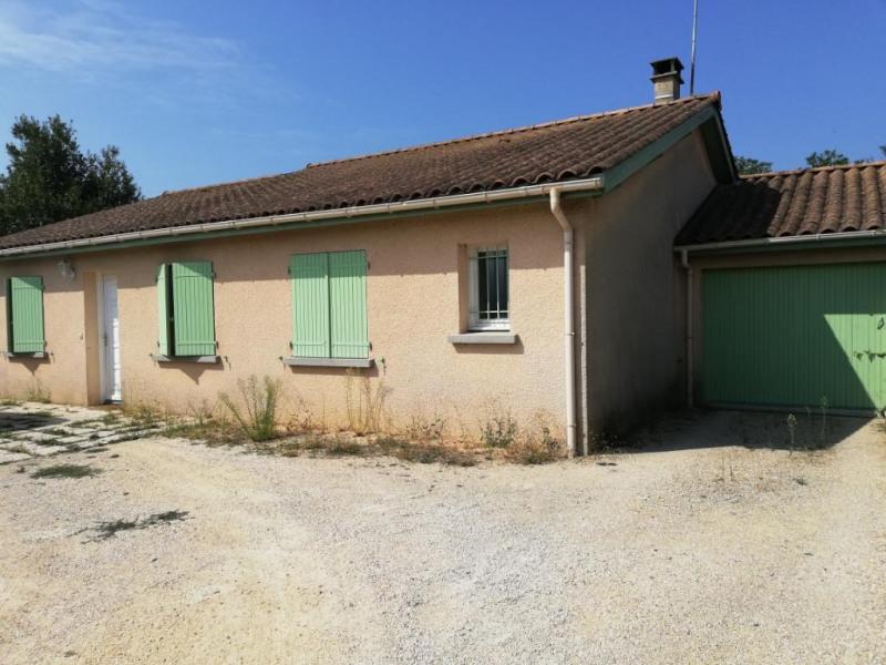 Rental house / villa Granges les beaumont 870€ CC - Picture 1