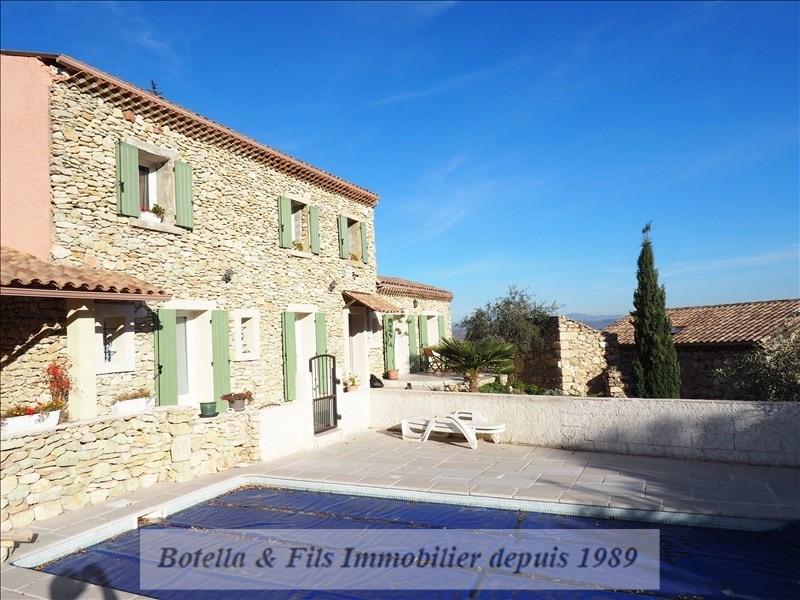 Vente de prestige maison / villa St martin d ardeche 690000€ - Photo 9
