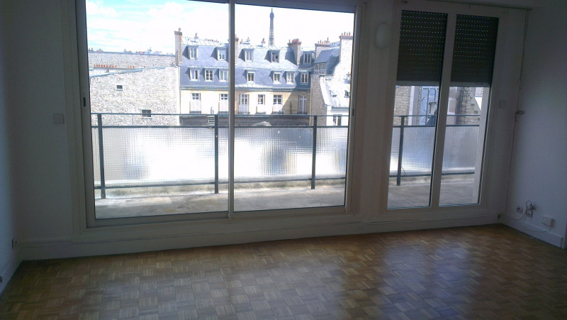 Sale apartment Paris 16ème 599000€ - Picture 2