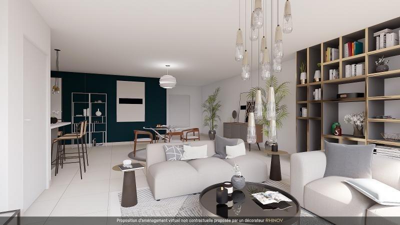 Vente appartement Metz 459000€ - Photo 1