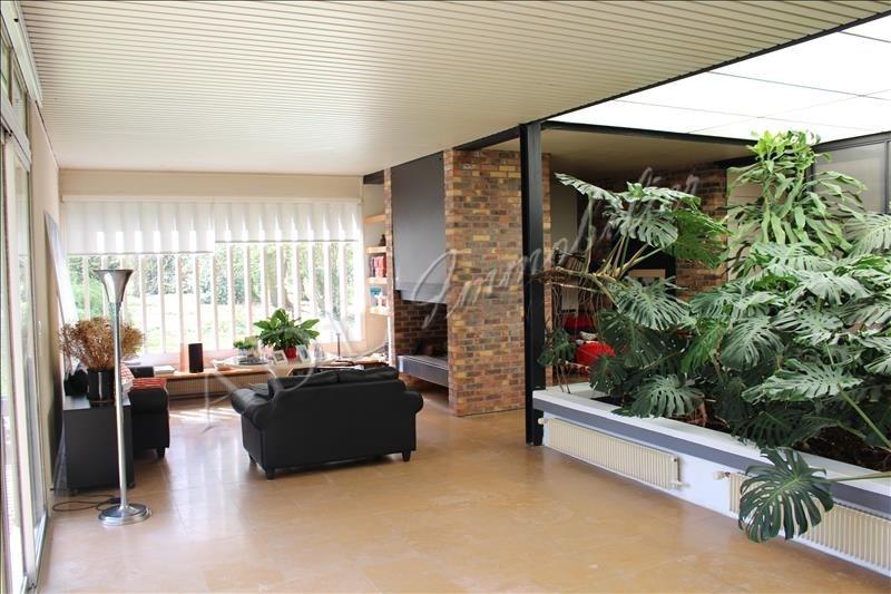 Deluxe sale house / villa Lamorlaye 645000€ - Picture 1