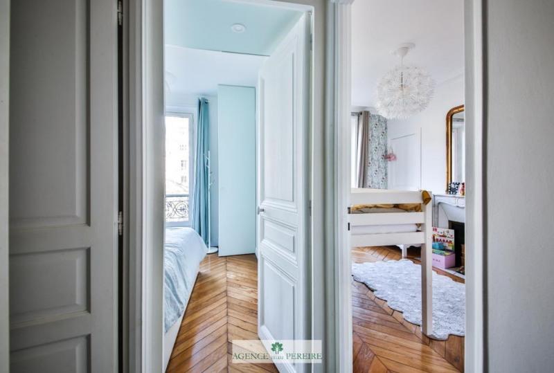 Vente de prestige appartement Paris 17ème 1065000€ - Photo 10