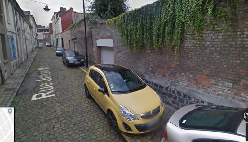 Location parking Valenciennes 60€ CC - Photo 1