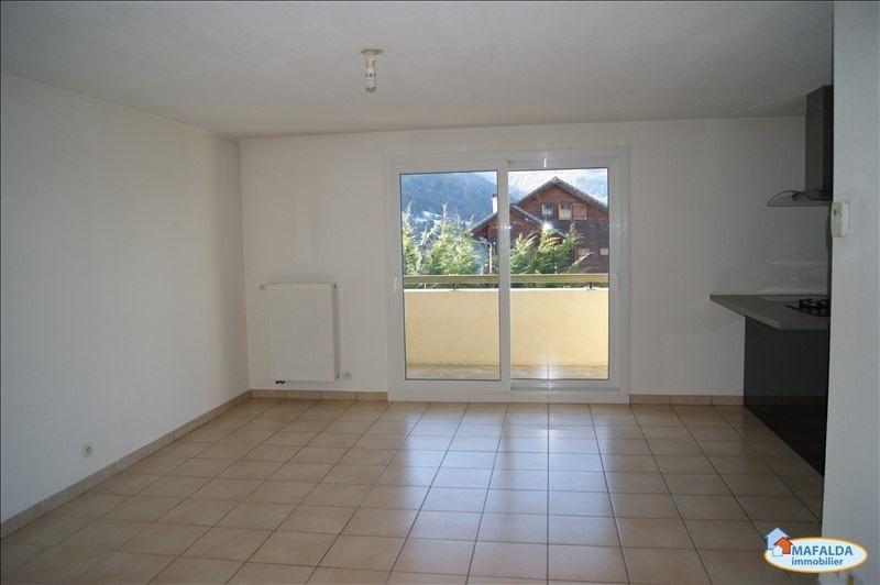 Rental apartment Mont saxonnex 800€ CC - Picture 3
