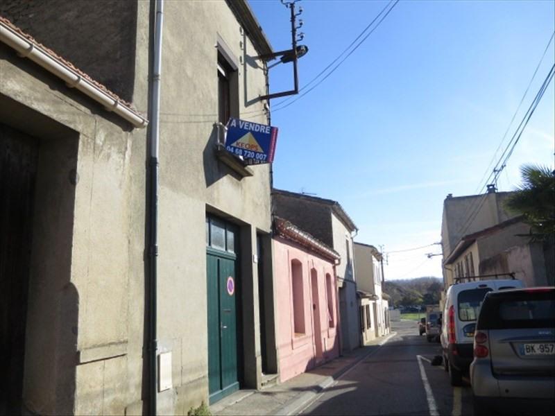 Vente maison / villa Carcassonne 115000€ - Photo 7