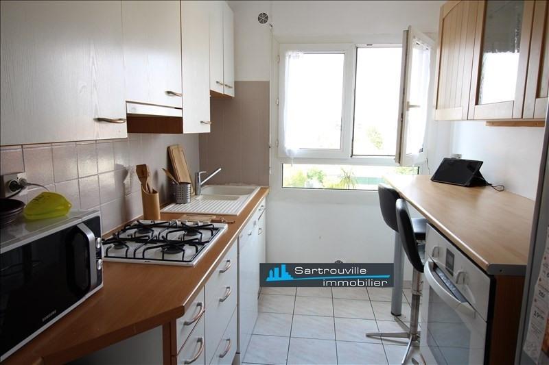 Vente appartement Sartrouville 215000€ - Photo 2