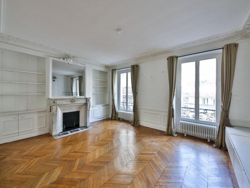 Verkauf von luxusobjekt wohnung Paris 9ème 1095000€ - Fotografie 1