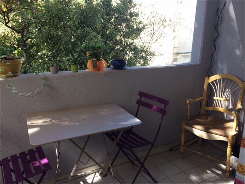 Sale apartment Nimes 129 600€ - Picture 1