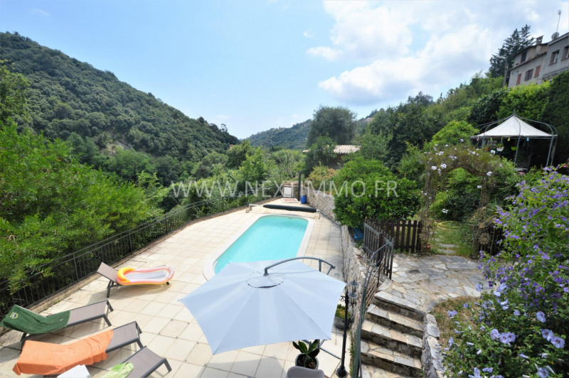 Deluxe sale house / villa Sainte-agnès 750 000€ - Picture 1