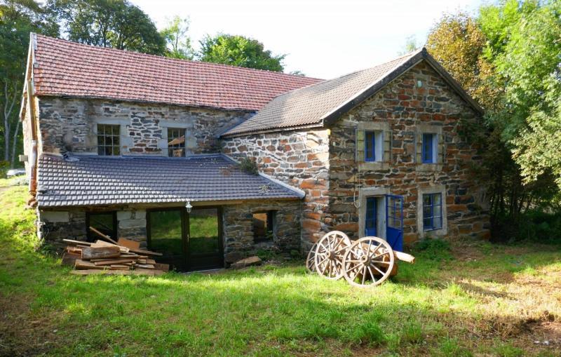 Vente maison / villa Chaudeyrolles 70000€ - Photo 1