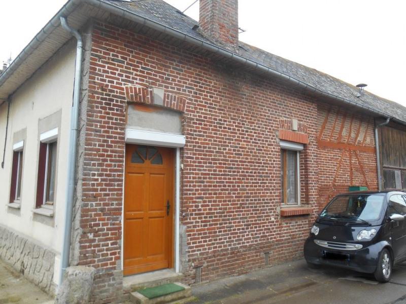 Venta  casa Milly sur therain 131000€ - Fotografía 1