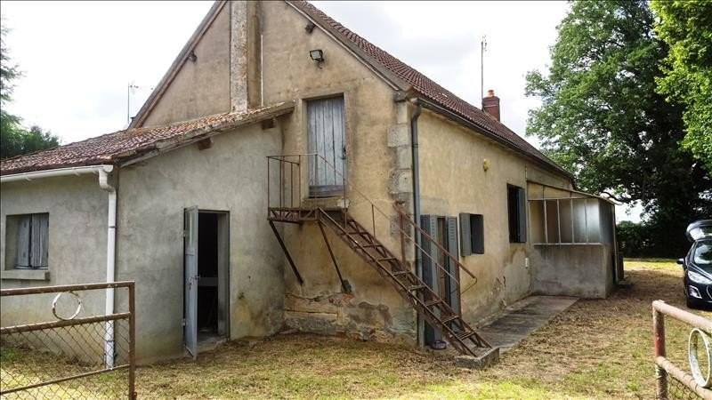 Sale house / villa Couleuvre 62 640€ - Picture 1
