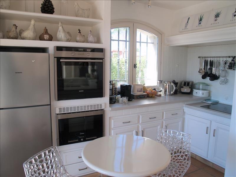 Vente de prestige maison / villa St raphael 1350000€ - Photo 11
