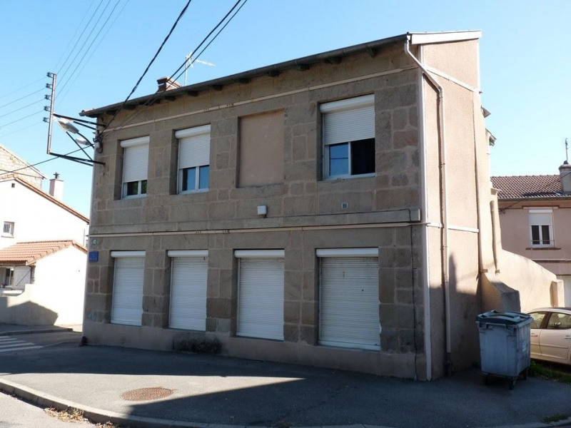 Vente immeuble Firminy 165 000€ - Photo 1